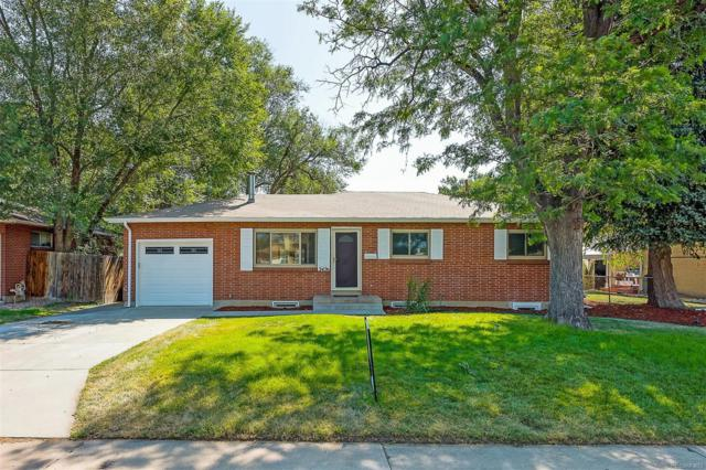 3426 S Wolff Street, Denver, CO 80236 (#3161916) :: The Pete Cook Home Group