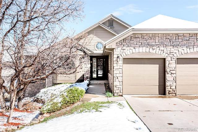 42 Herrn Lane, Castle Pines, CO 80108 (#3162042) :: The DeGrood Team