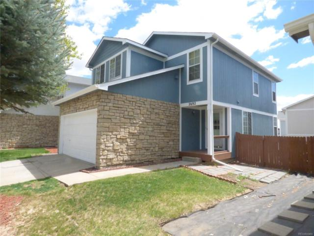 2692 W 81st Avenue, Westminster, CO 80031 (MLS #3162300) :: 8z Real Estate