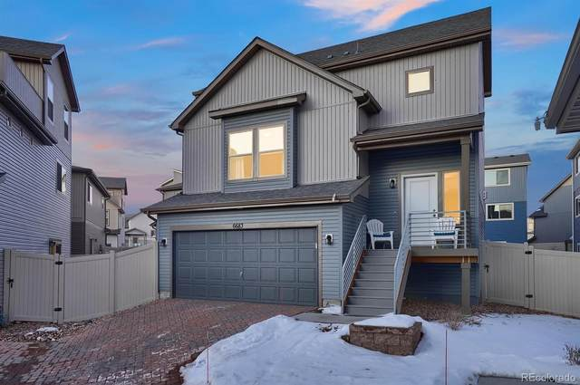 6683 Thicket Pass Lane, Colorado Springs, CO 80927 (#3162438) :: The Harling Team @ Homesmart Realty Group