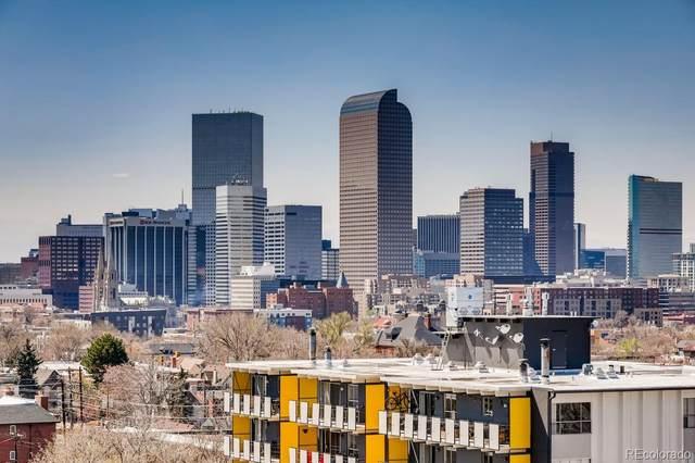 1250 N Humboldt Street #901, Denver, CO 80218 (#3162685) :: The Gilbert Group