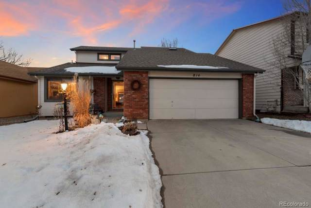 814 Essex Drive, Loveland, CO 80538 (#3162738) :: The Griffith Home Team