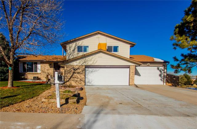 10923 W Mexico Drive, Lakewood, CO 80232 (#3162887) :: House Hunters Colorado