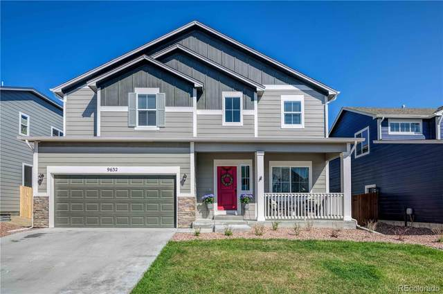 9632 Emerald Vista Drive, Peyton, CO 80831 (#3163225) :: The Griffith Home Team