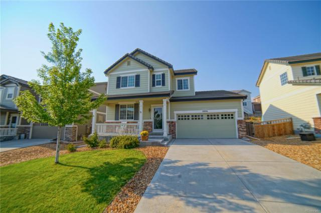 2896 Shadow Dance Drive, Castle Rock, CO 80109 (#3163444) :: Briggs American Properties