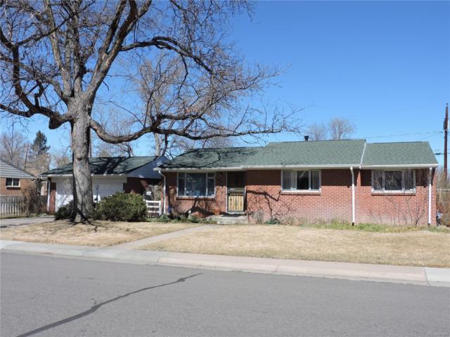2179 W Pineridge Avenue, Littleton, CO 80120 (#3163583) :: The Dixon Group