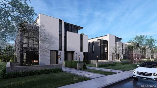 231 Garfield Street, Denver, CO 80206 (#3164039) :: Real Estate Professionals