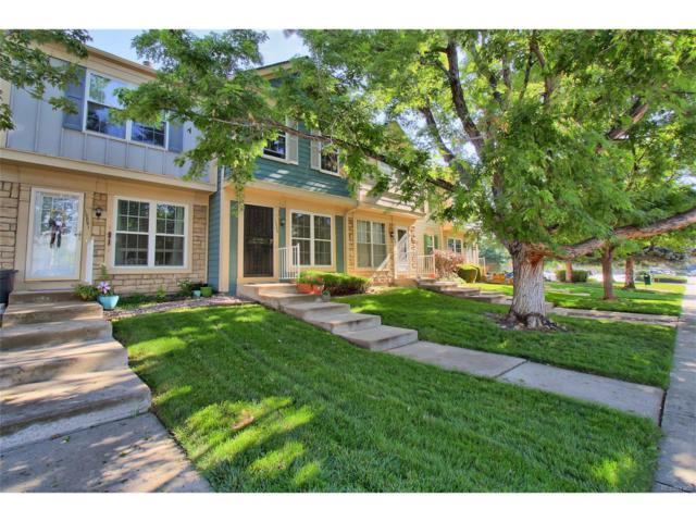10889 W Dartmouth Avenue, Lakewood, CO 80227 (MLS #3164060) :: 8z Real Estate