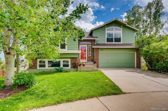 1064 Hawk Court, Louisville, CO 80027 (#3164447) :: The DeGrood Team