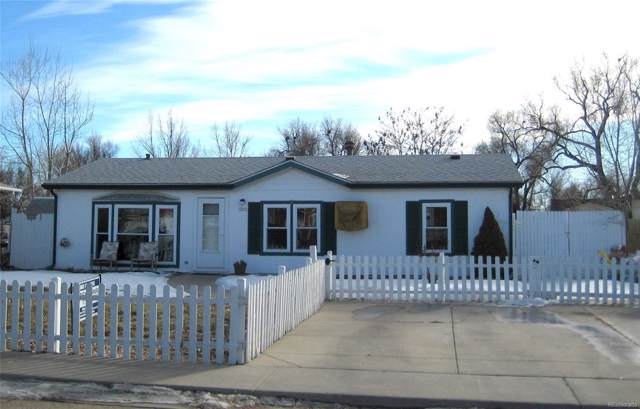 1200 Lantern Drive, Fort Lupton, CO 80621 (#3164589) :: The DeGrood Team
