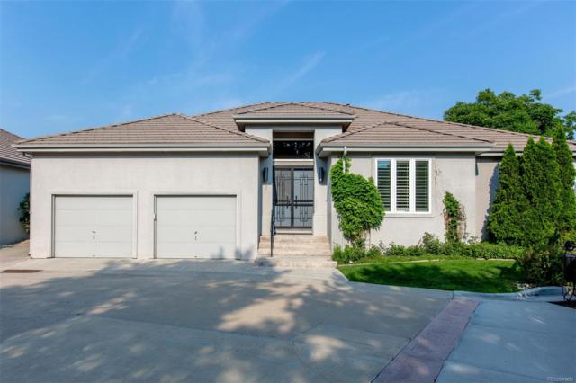2970 E Cherry Creek South Drive 7-A, Denver, CO 80209 (#3164846) :: The Heyl Group at Keller Williams