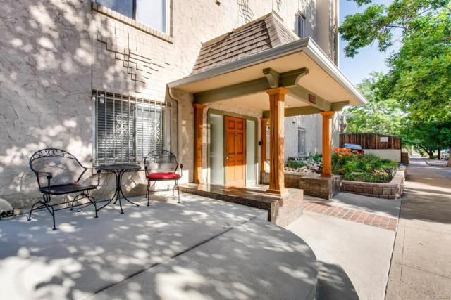 1125 Washington Street #406, Denver, CO 80203 (#3164849) :: The Healey Group