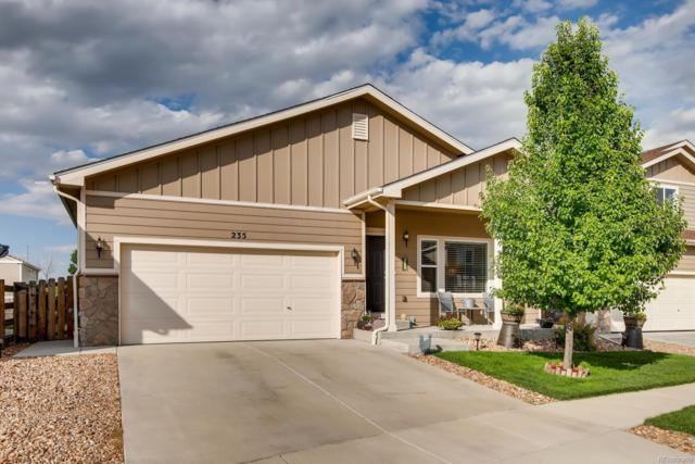 235 Valley Avenue, Lochbuie, CO 80603 (MLS #3164933) :: 8z Real Estate