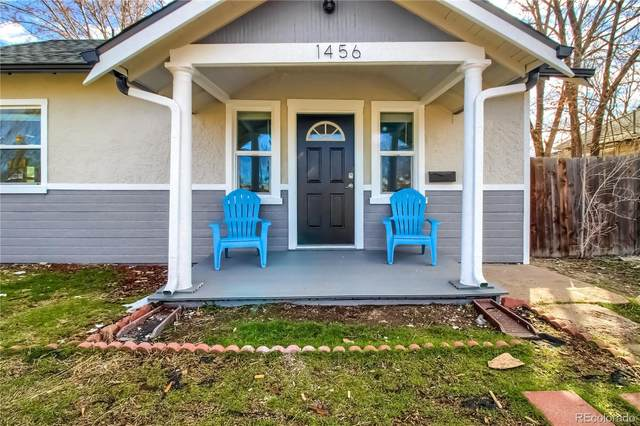1456 Syracuse Street, Denver, CO 80220 (MLS #3165172) :: 8z Real Estate