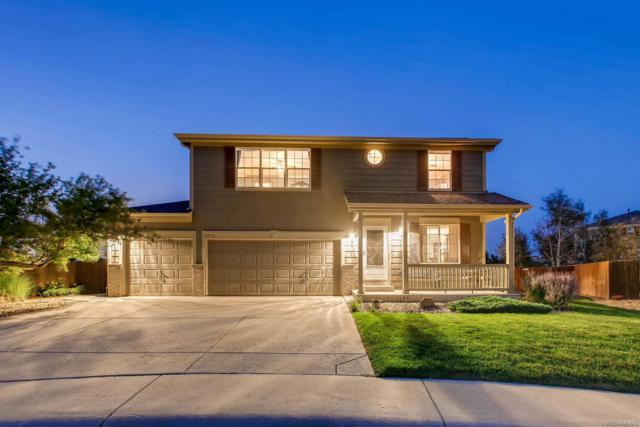 6475 Old Divide Trail, Parker, CO 80134 (#3165311) :: Colorado Home Realty
