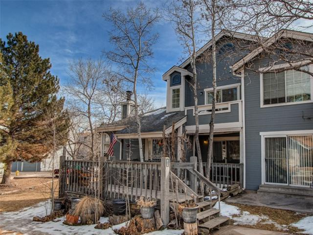 6871 Xavier Circle #1, Westminster, CO 80030 (MLS #3165342) :: 8z Real Estate