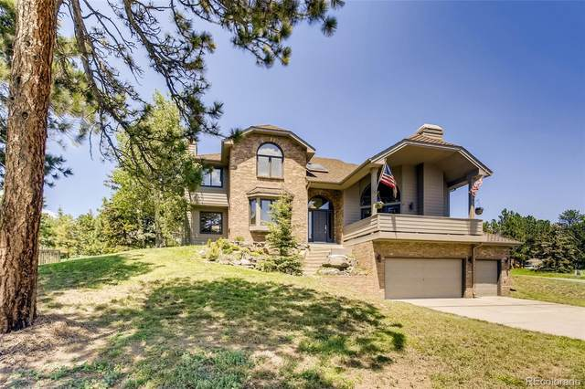 25924 Gateway Drive, Golden, CO 80401 (#3165552) :: iHomes Colorado