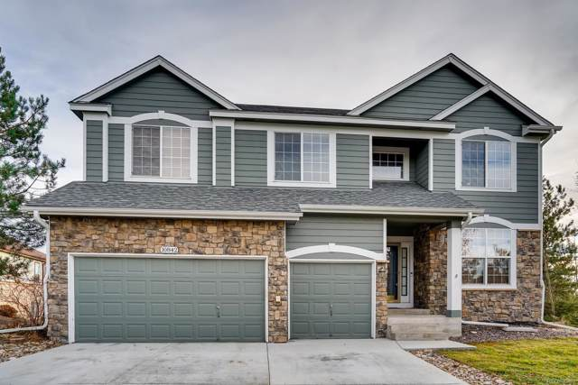 10842 Quail Creek Drive, Parker, CO 80138 (#3165775) :: The Heyl Group at Keller Williams