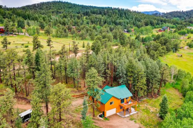 465 Bluebird Lane, Bailey, CO 80421 (MLS #3166028) :: 8z Real Estate