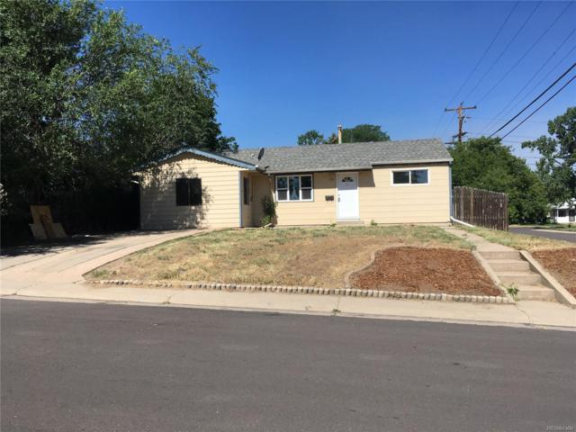 1705 S Vallejo Street, Denver, CO 80223 (#3166074) :: Structure CO Group