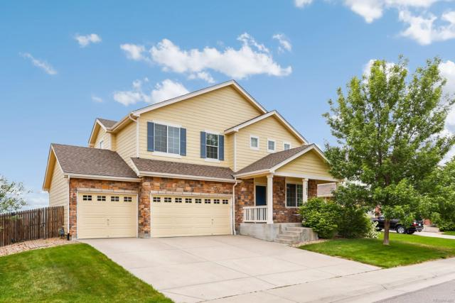 11652 Kearney Way, Thornton, CO 80233 (#3166887) :: The Peak Properties Group