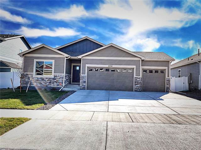 8704 15th Street, Greeley, CO 80634 (#3167259) :: Compass Colorado Realty
