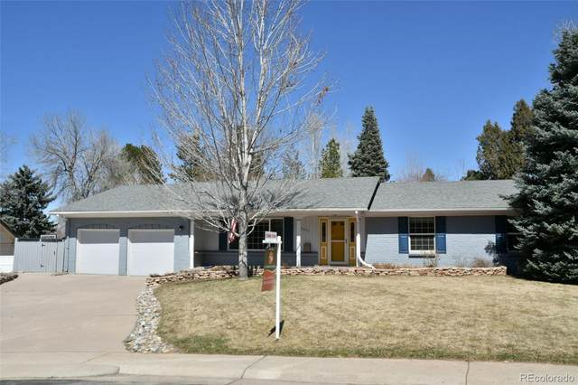 6822 S Elizabeth Circle, Centennial, CO 80122 (MLS #3167713) :: The Sam Biller Home Team