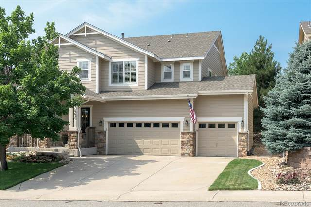 7062 Serena Drive, Castle Pines, CO 80108 (#3167897) :: The Gilbert Group