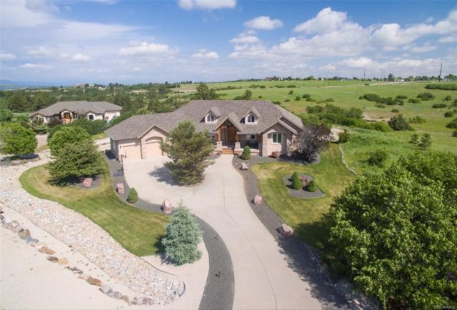 1125 Ridge Oaks Drive, Castle Rock, CO 80104 (#3168114) :: Bring Home Denver with Keller Williams Downtown Realty LLC