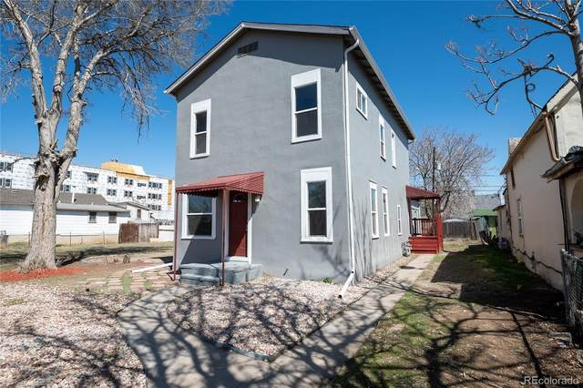 4768 Vine Street #4770, Denver, CO 80216 (#3170223) :: iHomes Colorado