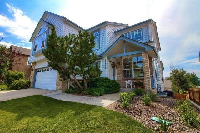 21586 Omaha Avenue, Parker, CO 80138 (#3170835) :: The Peak Properties Group