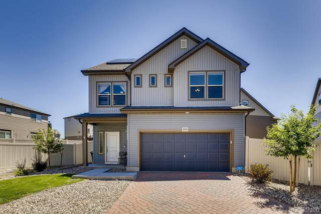 19183 E 54th Place, Denver, CO 80249 (#3171118) :: The DeGrood Team
