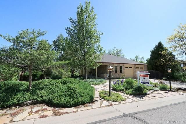 2412 W Arapahoe Court, Littleton, CO 80120 (#3171198) :: Mile High Luxury Real Estate