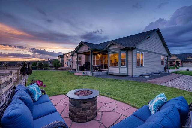 42384 Forest Oaks Drive, Elizabeth, CO 80107 (#3171275) :: The Heyl Group at Keller Williams