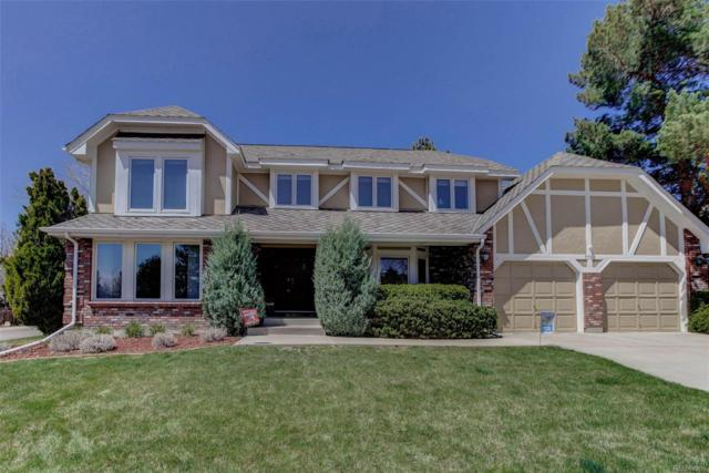 7706 S Crocker Court, Littleton, CO 80120 (#3171368) :: House Hunters Colorado