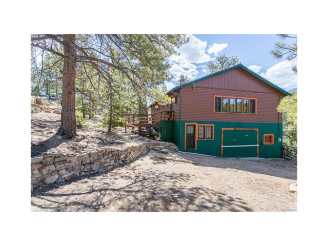 3285 Coal Creek Canyon Drive #7, Pinecliffe, CO 80471 (MLS #3172411) :: 8z Real Estate