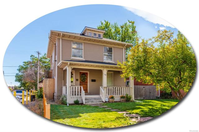 38 W Byers Place, Denver, CO 80223 (#3172679) :: The HomeSmiths Team - Keller Williams