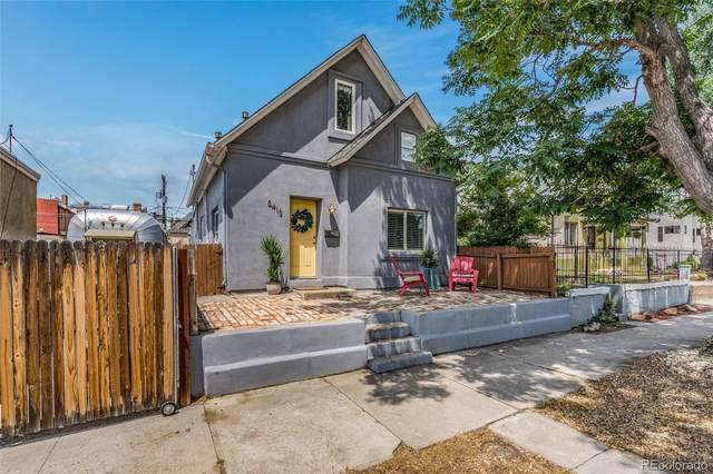 3413 Mariposa Street, Denver, CO 80211 (MLS #3172754) :: 8z Real Estate