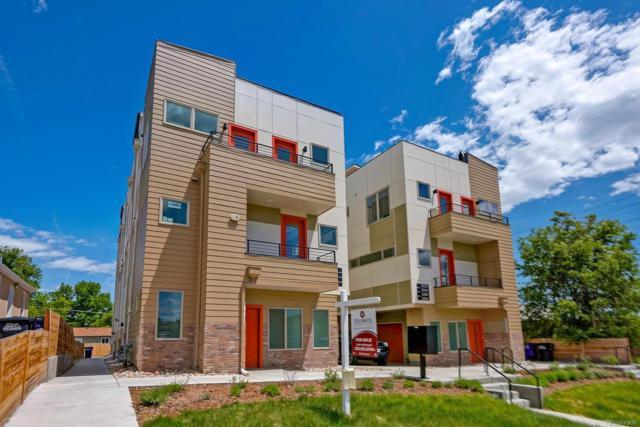 1218 Perry Street, Denver, CO 80204 (MLS #3172943) :: 8z Real Estate