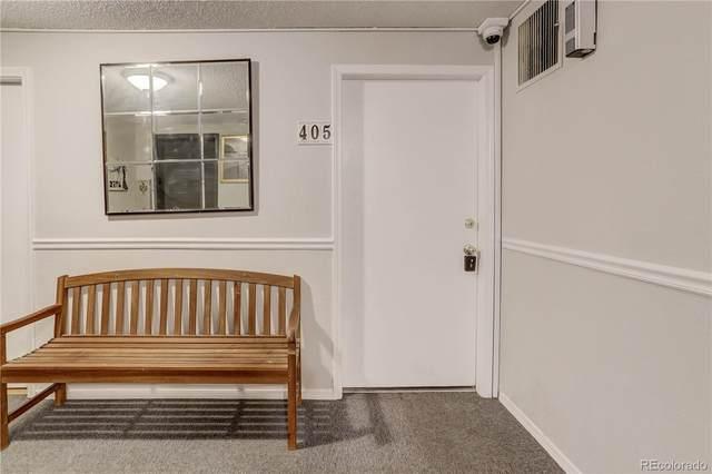 3047 W 47th Avenue #405, Denver, CO 80211 (#3173003) :: Venterra Real Estate LLC