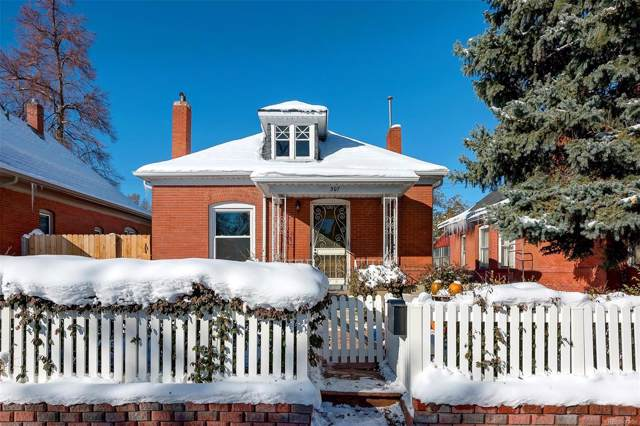 507 S Washington Street, Denver, CO 80209 (#3173015) :: Mile High Luxury Real Estate
