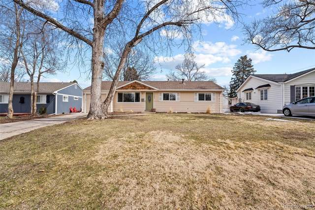 3286 S Glencoe Street, Denver, CO 80222 (#3173297) :: The DeGrood Team