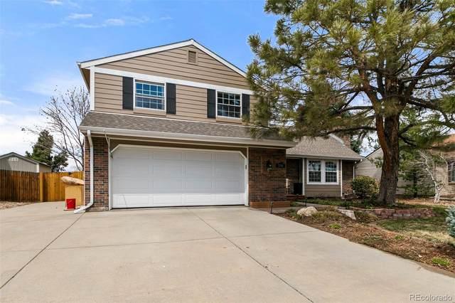 7785 W Walker Drive, Littleton, CO 80123 (#3173549) :: Venterra Real Estate LLC