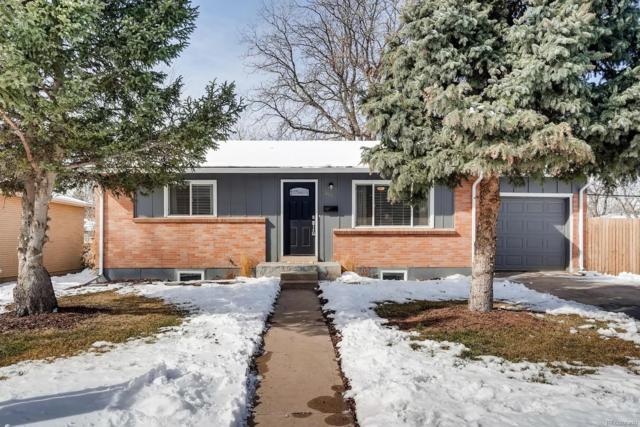 3001 S Yates Street, Denver, CO 80236 (MLS #3173785) :: Kittle Real Estate