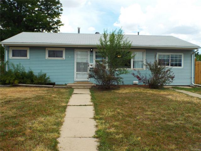 800 Nome Street, Aurora, CO 80010 (MLS #3174003) :: 8z Real Estate