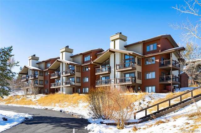 1715 Ranch Road #511, Steamboat Springs, CO 80487 (#3174044) :: The Griffith Home Team