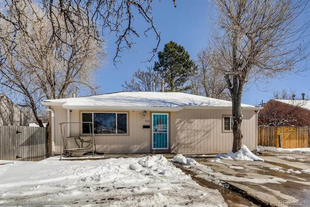 720 Havana Street, Aurora, CO 80010 (#3174397) :: The Dixon Group