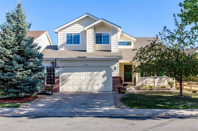 3758 Black Feather Trail, Castle Rock, CO 80104 (#3174669) :: HomeSmart Realty Group