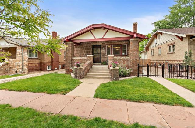 3210 Raleigh Street, Denver, CO 80212 (#3174967) :: Briggs American Properties