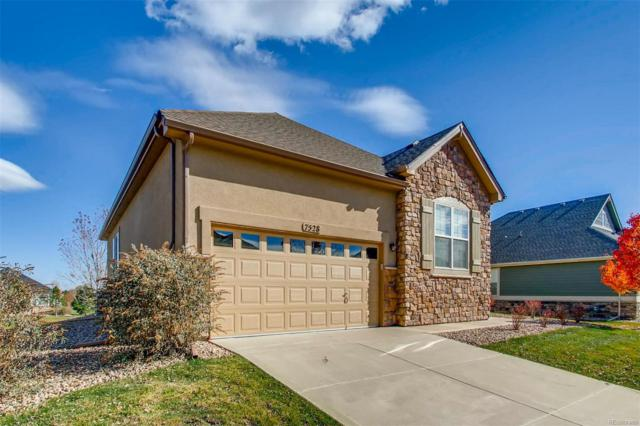 7528 Isabell Circle, Arvada, CO 80007 (#3174971) :: The Peak Properties Group